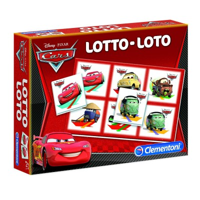 loto pocket cars 2 jeux et jouets clementoni avenue des jeux. Black Bedroom Furniture Sets. Home Design Ideas