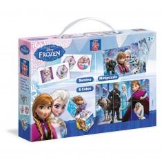 Mini Edukit La Reine des Neiges Frozen