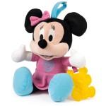 Peluche Baby Minnie : Douces découvertes