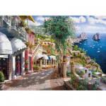 Puzzle 1000 pièces : Capri, Italie