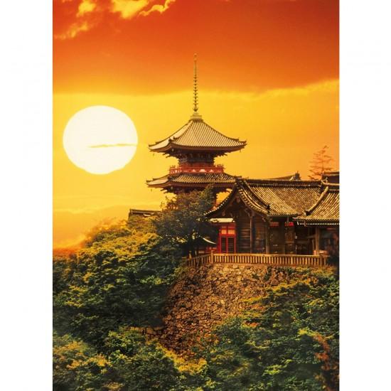 Puzzle 1000 pièces : Kyoto, Japon - Clementoni-39293