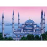 Puzzle 1000 pièces : La mosquée bleue, Istanbul