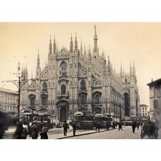 Puzzle 1000 pièces : Milan 1910-1915