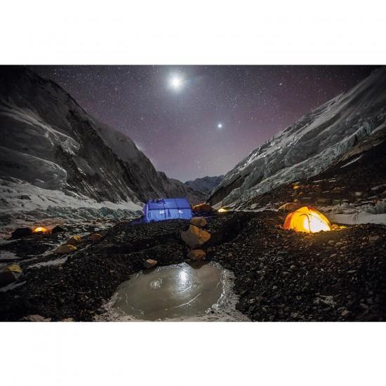 Puzzle 1000 pièces : National Geographic : Campement sur le versant népalais de l'Everest - Clementoni-39310