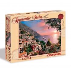 Puzzle 1000 pièces : Romantic Italy Positano
