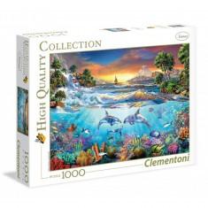 Puzzle 1000 pièces : Sous l'océan