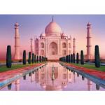 Puzzle 1000 pièces : Taj Mahal, Inde