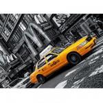 Puzzle 1000 pièces : Taxi new-yorkais