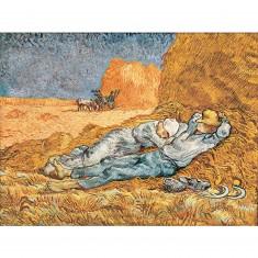 Puzzle 1000 pièces : Van Gogh : La sieste