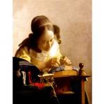 Puzzle 1000 pièces : Vermeer : La dentellière