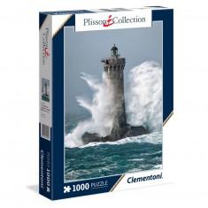 Puzzle 1000 pièces collection Plisson : Le phare du Four