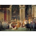 Puzzle 1000 pièces - David : Le Sacre de l'Empereur Napoléon 1er
