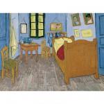 Puzzle 1000 pièces - La chambre de Vincent à Arles