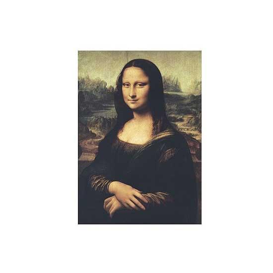 Puzzle 1000 pièces - Léonard de Vinci : La Joconde - Clementoni-31413