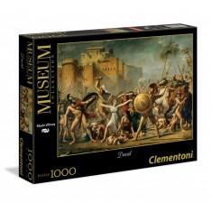 Puzzle 1000 pièces Museum : Les Sabines