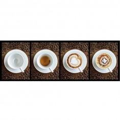 Puzzle 1000 pièces panoramique : Café