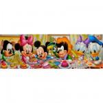 Puzzle 1000 pièces panoramique : Disney Babies