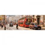 Puzzle 1000 pièces panoramique : Londres
