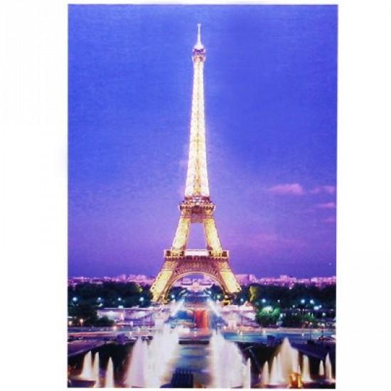 Puzzle 1000 pièces - Paris, France - Clementoni-39122
