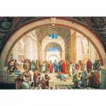 Puzzle 1000 pièces - Raphaël : L'Ecole d'Athènes