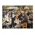 Puzzle 1000 pièces - Renoir : Le Bal du Moulin de la Galette