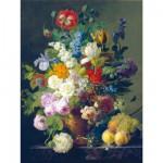 Puzzle 1000 pièces - Van Dael : Vase de fleurs