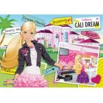 Puzzle 104 pièces : Barbie