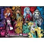Puzzle 104 pièces : Brillant : Monster High
