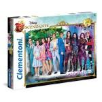 Puzzle 104 pièces : Descendants 2