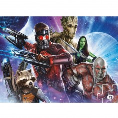 Puzzle 104 pièces : Guardians of the Galaxy