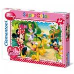 Puzzle 104 pièces : I Love Minnie : Quel après-midi !