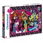 Puzzle 104 pièces : Monster High : Scarylicious