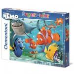 Puzzle 104 pièces : Nemo