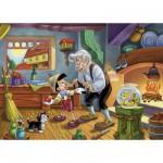 Puzzle 104 pièces : Pinocchio