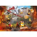 Puzzle 104 pièces : Planes 2 : Feu de forêt