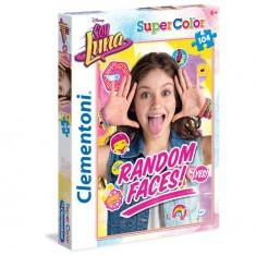 Puzzle 104 pièces : Soy Luna