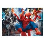 Puzzle 104 pièces : Ultimate Spiderman