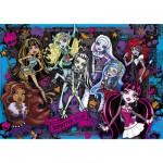 Puzzle 104 pièces Effet 3D : Monster High