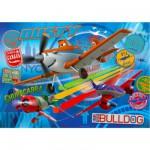 Puzzle 104 pièces Effet 3D : Planes