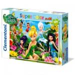 Puzzle 104 pièces maxi : Disney Fairies