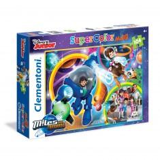 Puzzle 104 pièces Maxi : Miles dans l'espace