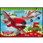 Puzzle 104 pièces maxi : Planes : Dusty et Chupacabra