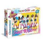 Puzzle 104 pièces Maxi : Soy Luna