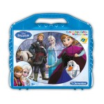 Puzzle 12 cubes Disney : Frozen