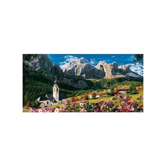 Puzzle 13200 pièces - Les Dolomites - Clementoni-38007