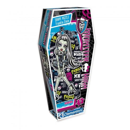 Puzzle 150 pièces : Monster High Frankie Stein - Clementoni-27536