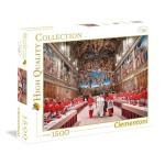 Puzzle 1500 pièces : Pape François