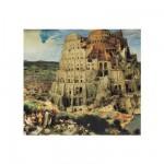 Puzzle 1500 pièces - Brueghel : La Tour de Babel