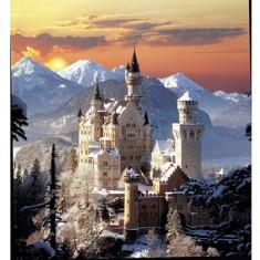 Puzzle 1500 pièces - Château de Neuschwanstein