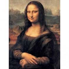 Puzzle 1500 pièces - Léonard de Vinci : Mona Lisa Muséum